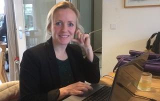 Caroline Jurgens evita lokaal