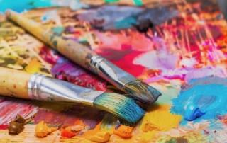 schilderen evita lokaal