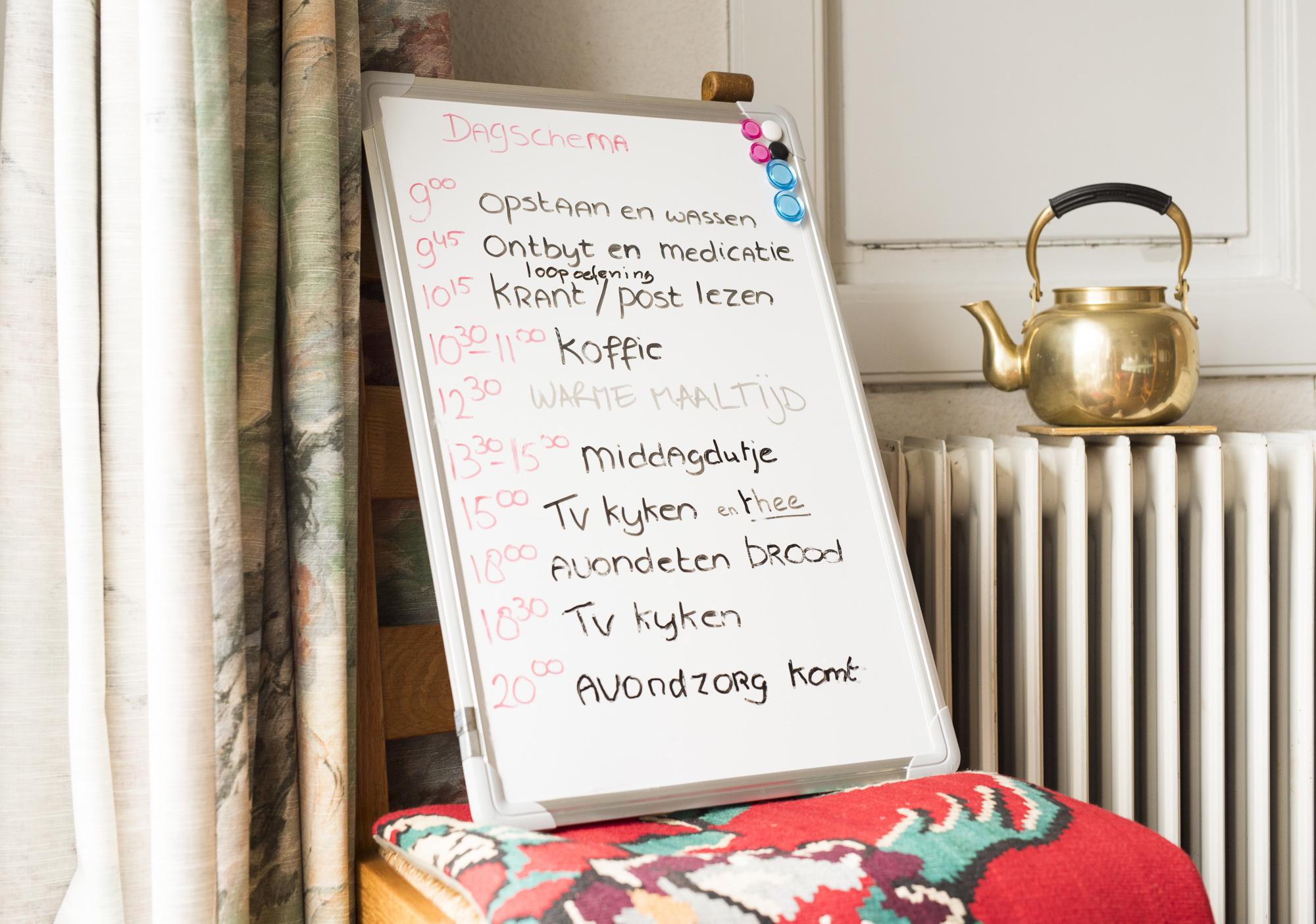 Spreekuur dementie evita lokaal