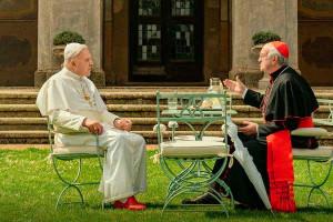 Film Two Popes bij EvitaLokaal