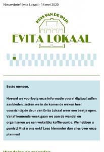 nieuwsbrief evita lokaal 14 mei 2020